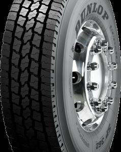 Dunlop 385/65R22.5 SP362
