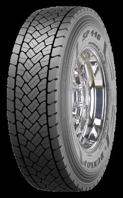 Dunlop 315/80R22.5 SP446