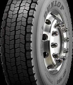 Dunlop 315/80R22.5 SP462