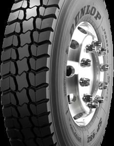 Dunlop 315/80R22.5 SP482